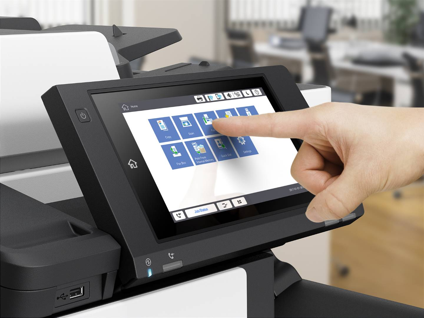 Epson Touch
